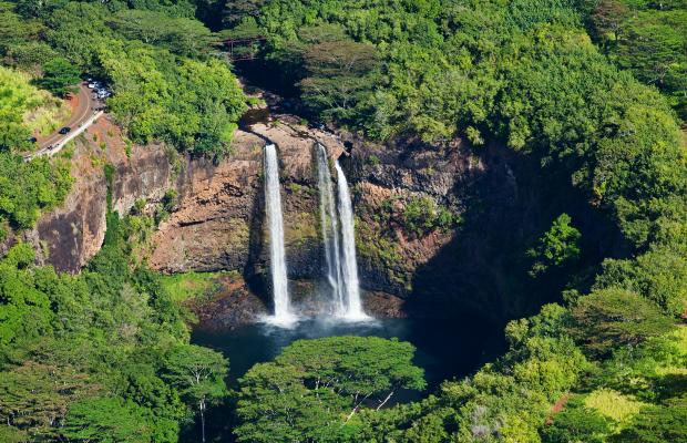 5 of Hawaii's Most Beautiful Waterfalls