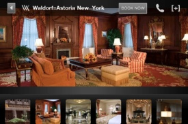 New Waldorf Astoria iPhone App: How Does it Compare?