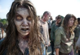 Run from Zombie Hordes at <i>Walking Dead</i> Simulation in San Diego