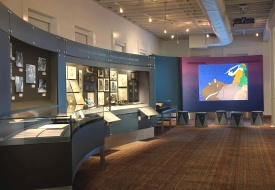 New Exhibits at the Walt Disney Family Museum in San Francisco