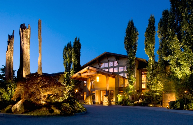 Checking In: A Washington Wine Weekend at Willows Lodge