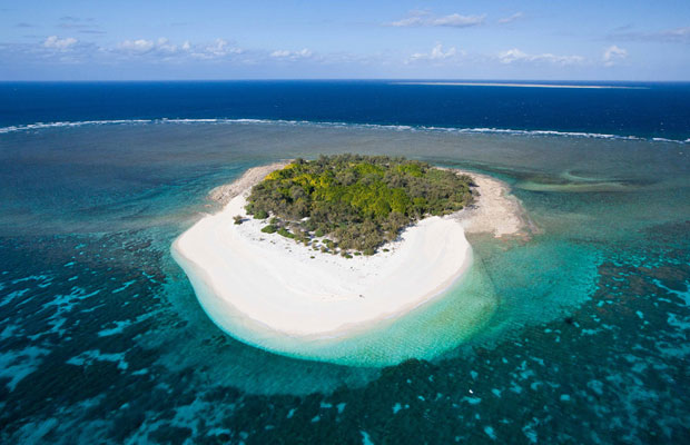 Inspired Travel: Rent Your Own Great Barrier Reef Island