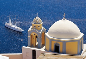 Windstar's July 4th Sale Offers 2012 Europe Cruises from $1,776