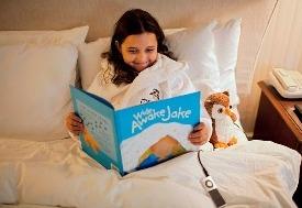Kids Too Amped Up? Heed The Sleep Concierge