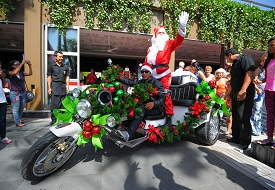Have a Holly, Jolly, Bali Christmas