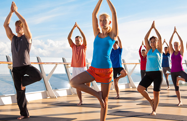 Cruise Tracker: Seasonal Deals, Yoga Retreat at Sea, and Downton Abbey Excursion