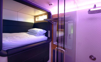 Mini Suites Offer Escapes in an Airport Near You