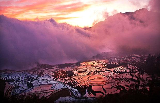 Inspired Travel: Yunnan Province Yuanyang Rice Terraces