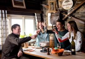 Mountain Dining and Après-ski in Zermatt