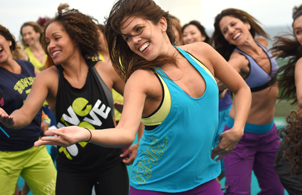 Cruise Tracker: Zumba Hits the High Seas & More